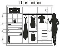 「projetos de closet pequeno」的圖片搜尋結果