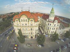 Simbolul orasului: Palatul Vulturul Negru | Oradea in imagini