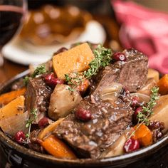 Slow Cooker Pot Roast - Journey To Your BEST