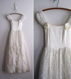 Vintage 1970s GUNNE SAX Wedding Dress Small EUC #GUNNESAX #BallGown #Formal