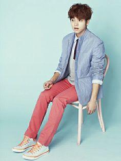 my sweet namheart ('∀'●)♡ follow ig @ifntxhan #woohyun #infinite