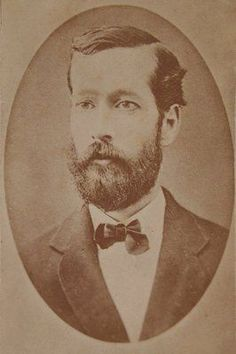 Joseph Lee Haywood, acting cashier on duty in the Northfield, Minnesota First National Bank - murdered by the James-Younger Gang after refusing to open the safe.