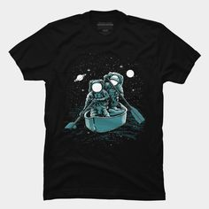 Across The Galaxy is a T Shirt designed by MisfitInVisual and is available at Design By Humans Baseball Tees, Tank Man, Shirt Designs, Trending Fashion, Hoodies, Phone Covers, Astronaut, Prints, Mens Tops