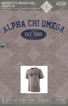 University of Arkansas- Alpha Chi Omega #BUonYOU #greek #greektshirts #greekshirts #sorority #AlphaChiOmega #AlphaChi #AXO #bidday #big/little #PRshirts #springbreak