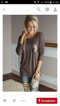 Perfect top for work!