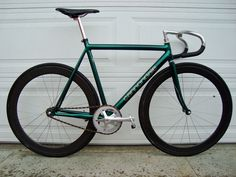 British Racing Green Cannondale