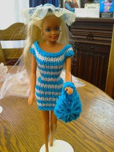 Handmade  Outfit for Barbie Dolls SEE SPECIAL OFFER (nannycheryloriginal) 786 £3.00