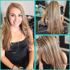 Partial Highlights : Partial highlights, Highlights and Blondes on Pinterest