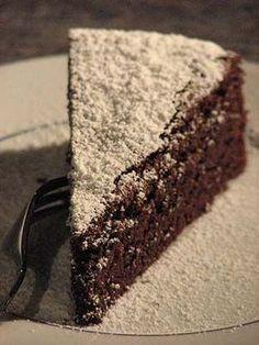Zarter Schokoladenkuchen Mehr