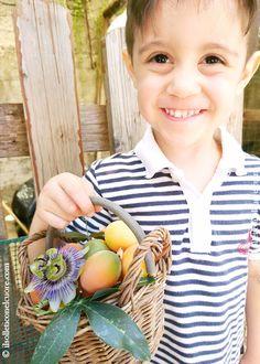 passion fruit Straw Bag, Passion, Fruit, Garden, Garten, Gardens, Tuin, Yard