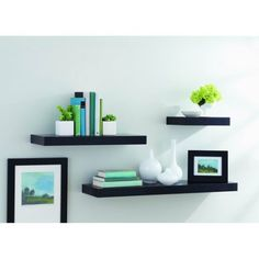 Free Shipping on orders over $35. Buy Better Homes and Gardens Floating Shelf at Walmart.com
