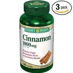 Cinnamon: Great for regulating blood sugar levels as well as lowering bad cholesterol. My cholesterol levels and blood sugar levels (A1C test) reduced after a year of taking this. In addition there are mild anti-clotting and anti-bacterial actions to this well-known substance! You can simply sprinkle it onto food if you don't want to take capsules, but I find it's just easier to take capsules. http://www.organicauthority.com/health/11-health-benefits-of-cinnamon.html