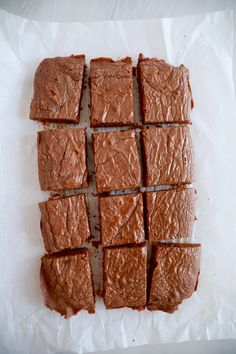 3 Ingredients Nutella Brownies - Yes, just 3 INGREDIENTS!!!! And possibly the nicest Brownies ever!!