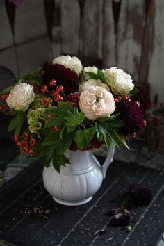 La Fleur 主宰 大好きなお花と写真