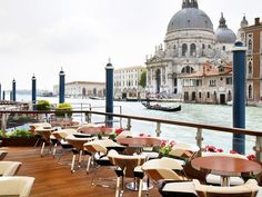 Why you love it: The 82-room Gritti Palace hotel is housed in an iconic fifteenth-century building facing Santa Maria della Salute, just a slow stroll from Piazza San Marco. Once the residence of Vatican ambassadors to Venice, the hotel reopened in 2013 after a meticulous restoration, though interiors still present a hand-painted grand piano, woven rugs, marble tiles, and gold-trimmed ceilings, while period antiques line the hallways.