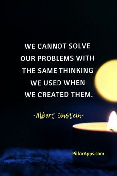 We cannot solve our problems with same thinking we used when we created them... What do you think about it? #criticalthinkingquotesalberteinstein #alberteinsteinthinkingquotes #einsteinquotesonthinking #alberteinsteinquotesyoucannotsolveproblem #einsteinyoucannotsolveaproblem #alberteinsteinquotesyoucannotsolveproblem #einsteinyoucannotsolveaproblemwiththesame #problemsolvingquotesalberteinstein #einsteinquoteproblemsolving Albert Einstein Thoughts, Albert Einstein Quotes, Hi Quotes, Need Quotes, Nobel Prize In Physics, Philosophy Of Science, Modern Physics, Theoretical Physics, Theory Of Relativity