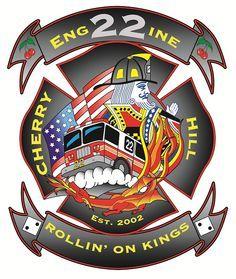 Cherry Hill Fire Dept. Engine 22