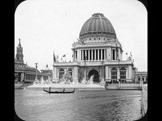 """I just finished reading (or Audible-ing) """"Devil in the White City.""""  I should have watched this beforehand to put it into perspective.   World Columbian Expostion Fair of 1893 (UCLA 3D recreation) - YouTube"""