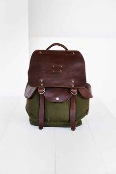Will Leather Goods Lennon Backpack - Urban Outfitters