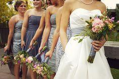 wedding dress with pockets.