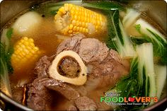 Kusina Master Recipes: Bulalo