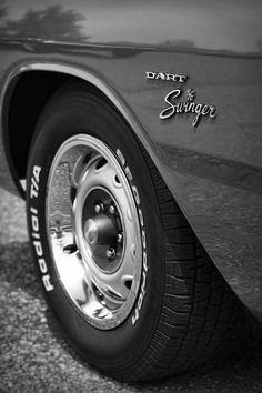 1971 Dodge Dart Swinger - by Gordon Dean II