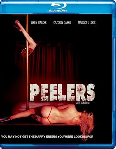 PEELERS BLU-RAY (UNCORK'D ENTERTAINMENT)