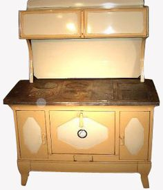 All Cook Stoves for Sale : Kalamazoo President Antique Wood/Coal