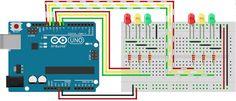 arduino_dual_traffic_light