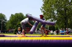 Swing into action with campus activities at McKendree University!