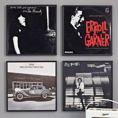 "Vinyl Record Frame - for Alan's 7"" SFA?"