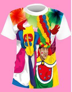 camisa de carnaval marimonda Ronald Mcdonald, T Shirt, Fictional Characters, Ideas Para, Fashion, Carnival Themes, Costumes, Carnivals, Painted Clothes
