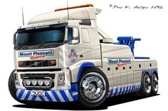 Definition of a Sports Car Truck Art, Tow Truck, Big Trucks, Cool Car Drawings, Trailers, Monster Car, 1957 Chevy Bel Air, Volvo Trucks, Trucks And Girls