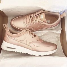 Copper sneakers