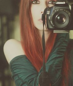 Self portrait by FabriziaMiliaPhotos.deviantart.com on @deviantART