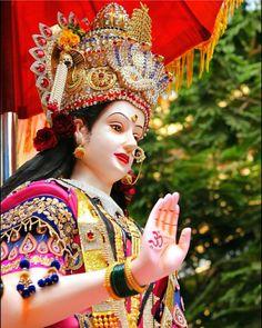 Jai Maa Lord Durga, Durga Ji, Saraswati Goddess, Durga Images, Ganesh Images, Ganesha Pictures, Maa Durga Photo, Maa Durga Image, Maa Pic
