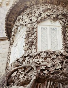 incredible architecture and carvings