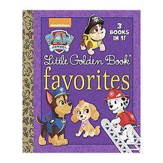 Paw Patrol ( Little Golden Book Favorites) (Hardcover) : Target