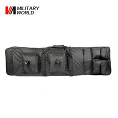 Military World 100CM Rifle Gun Bag Pouch Protection Case Tactical Airsoft Hunting Accessories Waterproof Shotgun Backpack