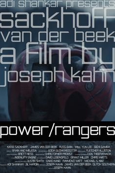 Trouble with Film - Review - Power/Rangers - Controversial short 15 minute film by Joseph Kahn, starring James Van Der Beek