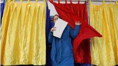 Romania election: Left 'set to return to power'