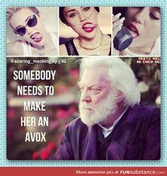 Hunger Games solution