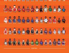 Minimal NBA Players