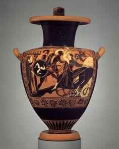 Greek water jar (MFA Boston)