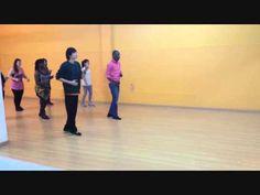 Kizomba Lesson 2 - Basic Steps Exercise