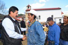 Firma Gobierno del Estado acuerdo con gobierno tradicional Rarómari de la Baja Tarahumara