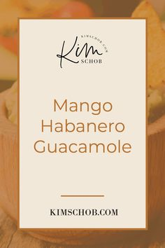 This delicious mango habanero guacamole, with a perfect balance between spicy and sweet, is the perfect appetizer for your next party. // Kim Schob -- #Snack #recipes Healthy Lifestyle Tips, Healthy Eating Recipes, Healthy Foods, Keto Recipes, Fad Diets, No Carb Diets, How To Eat Paleo, How To Stay Healthy, Weight Control