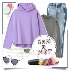 """""""Untitled #685"""" by mojosoignee ❤ liked on Polyvore featuring Topshop, Furla and H&M"""