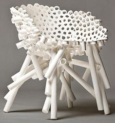 AWESOME!!!! pvc pipe chair