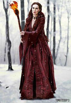 Melisandre - Game of Thrones - Carice van Houten by on DeviantArt Game Of Thrones Cosplay, Game Of Thrones Costumes, Game Costumes, Theatre Costumes, Costume Ideas, Game Of Thrones Outfits, Game Of Thrones Facts, Got Game Of Thrones, Game Of Thrones Funny